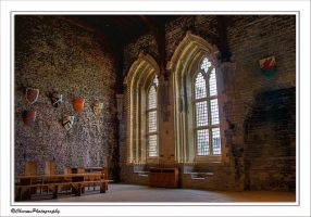 Medieval window by CharmingPhotography