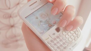 Wallpaper Blackberry by Isfe