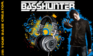 Wallpaper- Basshunter by XimperfectXescapeX