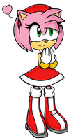Amy Rose - SA Style by destinal