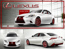Lexus is Color by superbill22