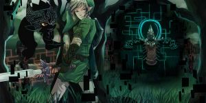 TP link with zant and midna by vanillatte54
