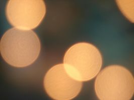 Fairy Lights Bokeh 4 by FantasyStock