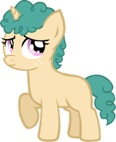 Spearmint by LudiculousPegasus