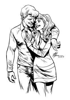 Fred and Daphne by artbytravis