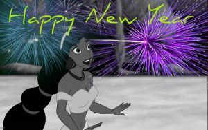 Happy New Year 2013 by SweetHea