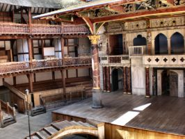 Globe Theatre by Spedding-Stock