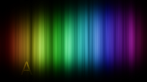 Rainbow A Wallpaper by DefectiveDre