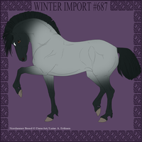 Winter Import #687 by DovieCaba