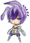 Harel Chibi by nyharu