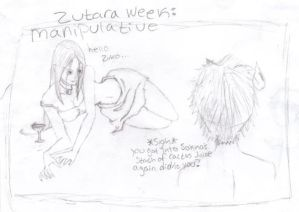 Zutara Week: Manip and Myth