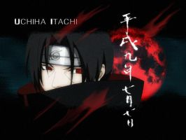 Itachi Uchiha and the Dark Moon... by Chrona-X-Kid
