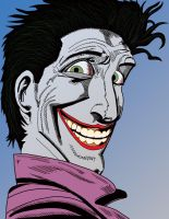 The Joker by RedHobGoblin