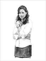 """Pam from """"The Office"""" by RobD4E"""
