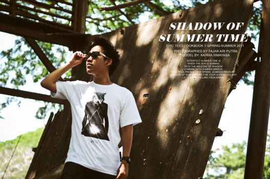 S/S Lookbook For Epic Tees by rikzbali