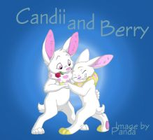 Candii and Berry by khaki