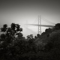 25 de Abril bridge Study I by pedroinacio
