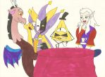 Mind Bending Tricksters by Aurora-ASB