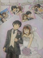 Happily Just Married by leanimeaddict