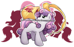 A chance to be awesome - Sweetie Belle by secret-pony