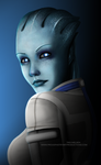 Liara by Artrisy