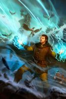 Tellest: Son of the storm by dleoblack
