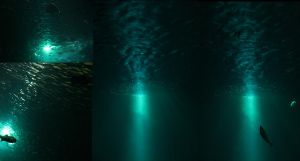 Underwater Surfaces 006 by neverFading-stock
