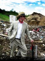 Suits in a Landfill - 009 by PxRxSxRx