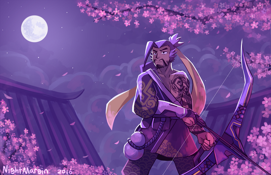 Hanzo by NightMargin