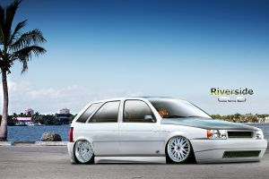 1990 Fiat Tipo - by CLD by ClaudaoCLD