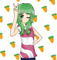 Gumi ~Carrotsuu~ by studentsofmanga