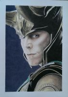 Loki of Asgard - Fixed by DarcArtDK