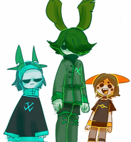 some fantrolls by huslu
