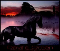 Devil's Omen by kibbles-sulli