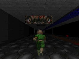 "Doom: ""Train station"" techbase by Starmansurfer"