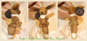 Mini Eevee by CoffeeCupPup