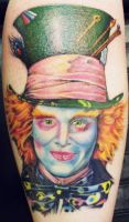 Mad Hatter by galaric