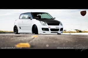 Suzuki Swift by tebidesign