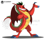 American Dragon - Jake Long by The-GreenGoblin