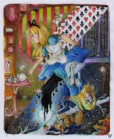 Alice in Wonderland by very-vera