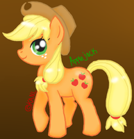 AppleJack by xXYoiteShindouXx