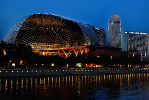 An Architectural Durian by poondq