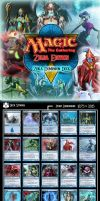 ZeldaMTG - Zora Dominion Deck by UndyingNephalim