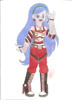 Ghoulia Yelps by animequeen20012003