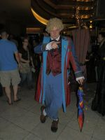 6th Doctor by rjccj