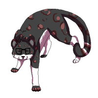 Hipster Leopard PD by eliza1star