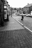 Upper Frenchgate BW. by ian-atkinson