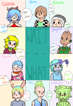 WAIT ... WHAT (cover) by ColorfulMay