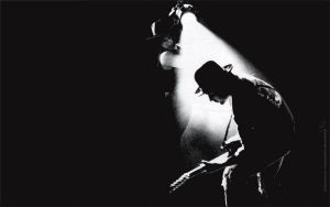 U2  Rattle and Hum by ariguanas