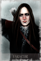 Faramir by Patilda